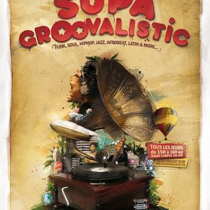 2012 special Mix for Supagroovalistic Radio Show