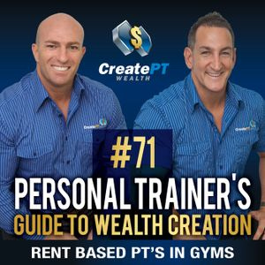 Rent Based PT's In Gyms