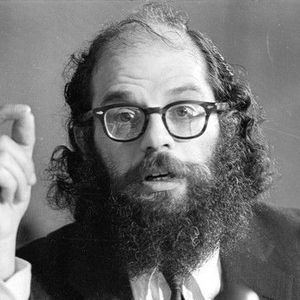 Poetry & Prose Pondělí - Monday 10. April - Allen Ginsberg