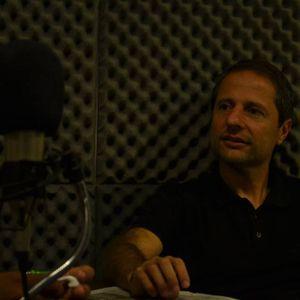 Damián Bernarte en Vayas donde Vayas Radio - Radio Centro 97.1
