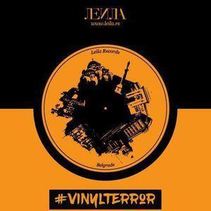 Kreshik #VinylTerror at Leila Records 05.01.2018.
