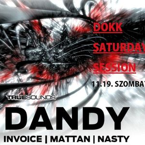 Dandy live at Dokk - Saturday Session, Budapest 2011.11.19.