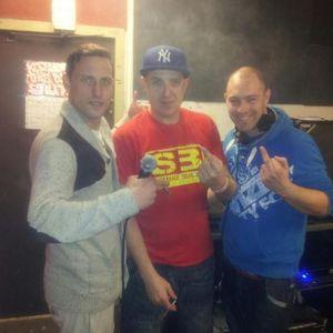 Upfrontuk Dnb meets Soundbully Audio (Phoenix b2b Jayline MC Rivers & Maker)
