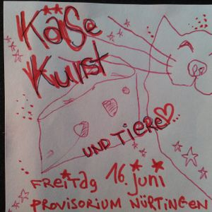 Käse Kunst und Tiere Live 1 (phika+Signal Orange) (ca 21°°-22°°)