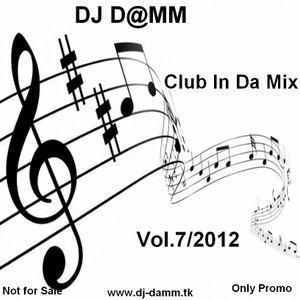 DJ D@MM Club in da Mix Vol.7