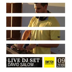 David Salow - DJ set at Valyo Kikoto Budapest 09-2018
