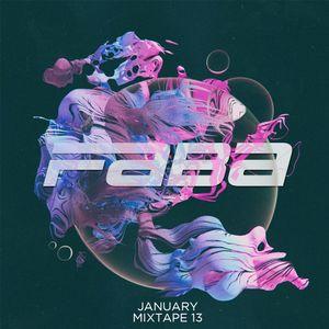 Faba January Mixtape 13