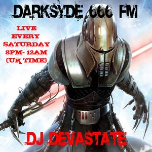 DJ DEVASTATE LIVE DARKSYDE FM 10th May 2012