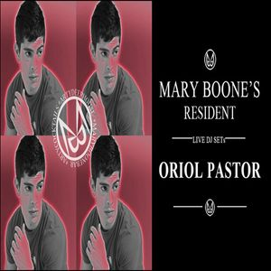 Live Set At Mary Boone Bar - OFF BCN 2015