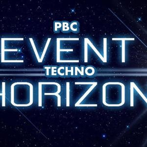 DJ CHUNK PBC Event Horizon acid techno set 01-04-2016