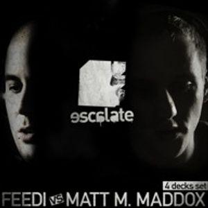 Feedi vs Matt M Maddox - Fusion (4 Decks Set) Mai 2011