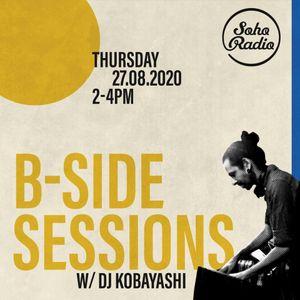B-Side Sessions with DJ Kobayashi (27/08/2020)