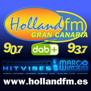 Za: 30-11-2019 | HITVIBES GRAN CANARIA | HOLLAND FM | MARCO WINTJENS | S12W48