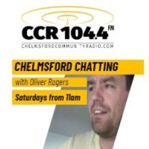 Saturday-chelmsfordchatting - 04/09/21 - Chelmsford Community Radio