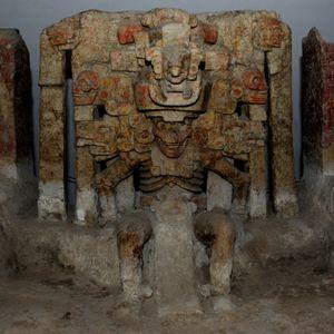 El Altar a Mictlantecuhtli