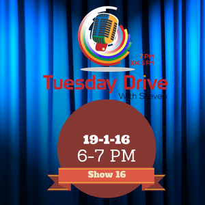 Tuesday Drive 19-01-16 | 6-7