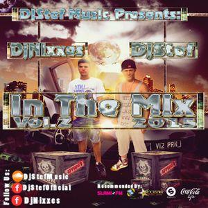 DjNixxes feat. DjStef In The Mix Vol.2-2015 (3HR LIVE SET)