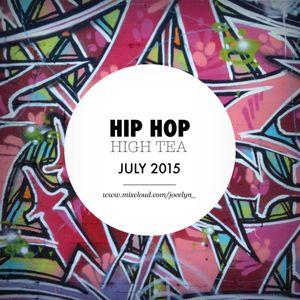 Hip Hop High Tea July 2015