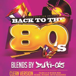 Back 2 The 80s Mixshow