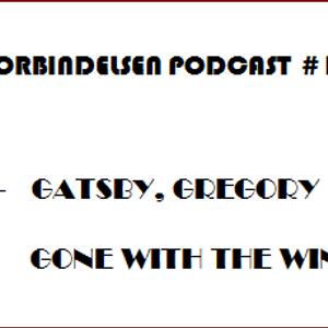 Filmforbindelsen # 1 G for Gatsby, Gregory og Gone With Wind