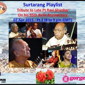 Surtarang Playlist 02 April 2015 - Pt II