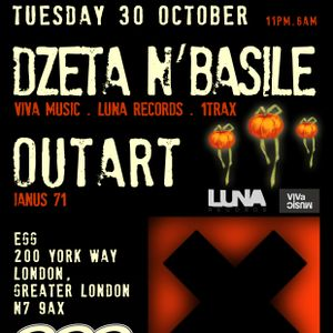 Dzeta N' Basile promo mix October