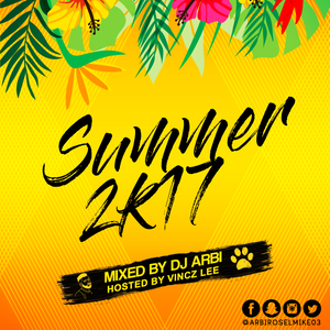 #Summer2K17 Hosted by VINCZ LEE