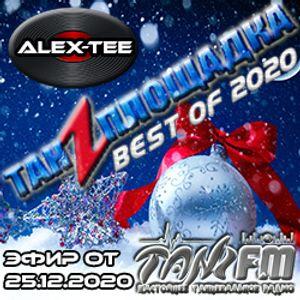 Tanzploschadka - 25.12.2020 - part 1 - Best Of 2020 - mixed by Alex-Tee