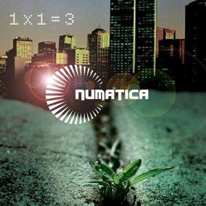 Numatica: 1 X 1 = 3 DJ Mix