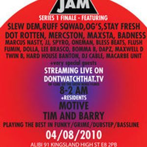 Instrumental Set @ Just Jam 0015 Seres 1 Finale