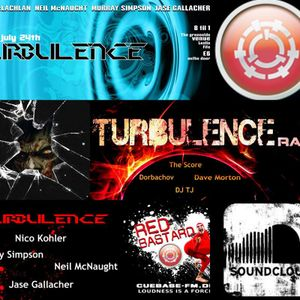 Turbulence June (2015) mix - Dave Morton