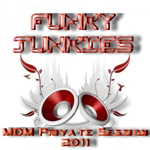 Mario Del Mar - Funky Junkies (Funky-House Private Session 2011)