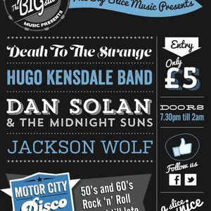 25th June 2014 The Big Slice Radio Show