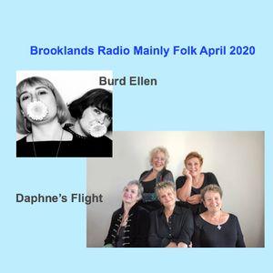 Brooklands Radio Mainly Folk April 2020
