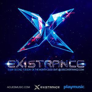 Acues - Existrance Radio Show Code 61 (12-11-13)