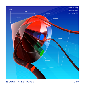 Illustrated Tapes 008: word - play - list | A Year on Earth