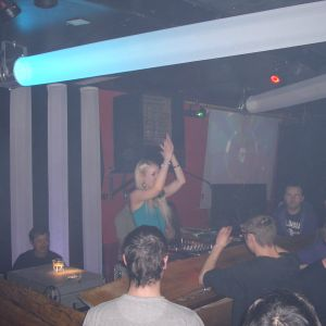 Lillian LIVE @ Rodeo Dance Club Fertőszentmiklós 2011.01.22