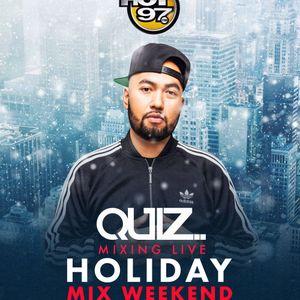 DJ Quiz - Hot 97 Holiday Mix 2019 Pt 2