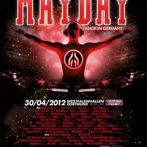 Members of Mayday -Live- @ Mayday 2012 - Made in Germany, Westfalenhallen - Dortmund (30.04.2012)