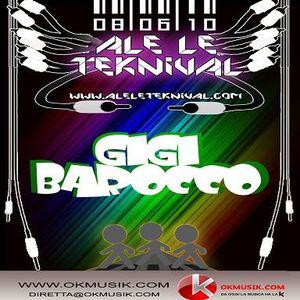GIGI BAROCCO @ RADIO OK MUSIK