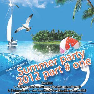 Frantz1 summer party 2012 part # one