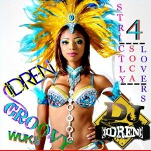 DJ IDREN - STRICTLY 4 SOCA LOVERS