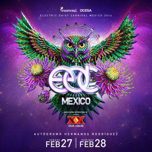 Road To EDC México