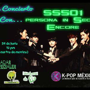 En concierto con... SS501 Persona In Seoul Encore