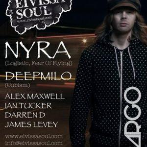 Deepmilo LIVE @ Eivissa Soul, Cargo, London 05/11/2011