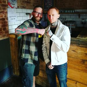 Frank Carter & Alestorm Interviews - First Aired 7th April 2017