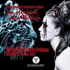STROMKRAFT Fearless Radio Show #13 By Yuu K Akatsuki