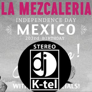 DJ K-Tel Live at Mezcaleria Vancouver - Mexican Independance Day 2013