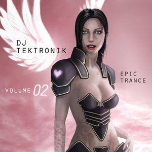 Dj TekTronik - Epic Trance - Vol 02 (320)