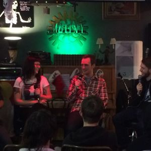 """111 - LIVE! """"Holidays from HELL!"""" with Bree Davies, Kevin O'Brien & Jack's Smirking Revenge"""